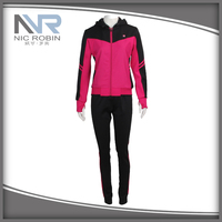 NR16-W014 best selling premium Long sleeve china sports wear pullover hoodie for women