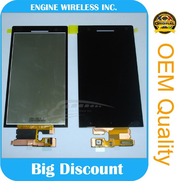 lcd screen ward for sony for xperia l s36h c2105 c2104 c210x