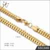 Bead Chain Necklaces Designs 14K Gold