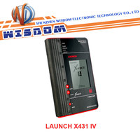 2016 Original LAUNCH X431 IV Master X431 GX3 LAUNCH X-431 IV Free Update via Internet