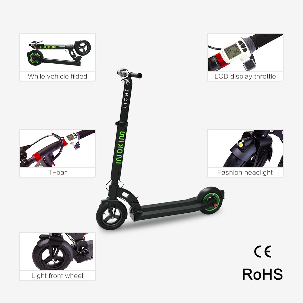 High Quality Urban Freedom Folding Electric Scooter For