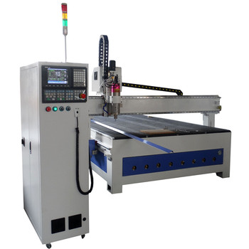 Cnc linear ATC wooden door making machine