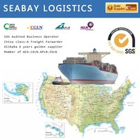 Competitive sea cargo freight service to usa
