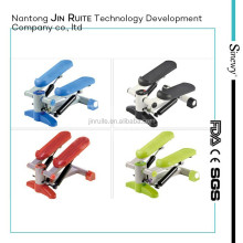 New Mini stepper/twist stepper/body stepper with dumbbell and PVC Carpet