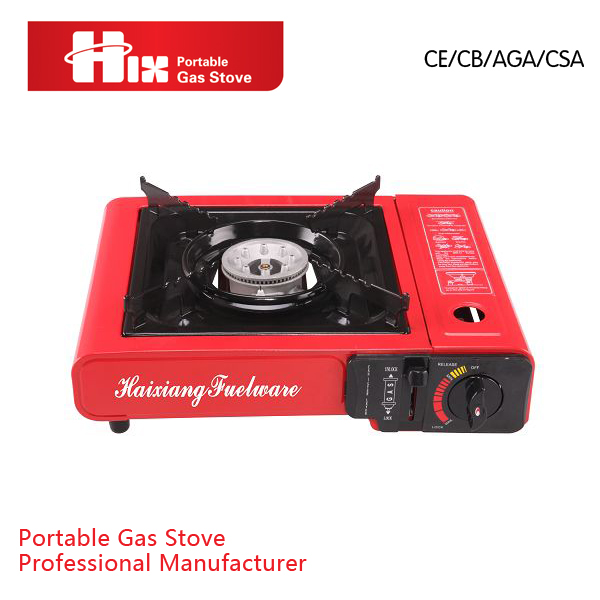 portable butane gas cooking electrical machine