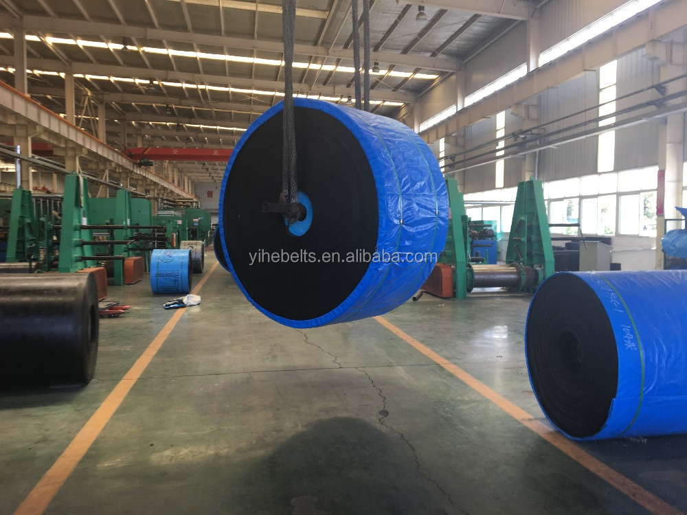Rubber Flat Conveyor Belt with Competitive Price