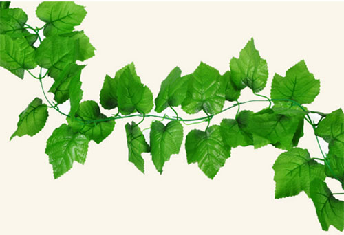 Garden Decoration Artificial Ivy Leaves Soft Vine
