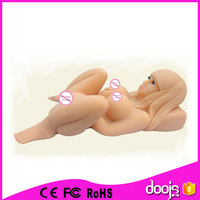 2015 Sex Toy Girl Doll Full Size Silicone Sex Doll for Boys Artificial Vagina Sex Doll for Man