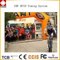 Complete UHF RFID RACE TIMING SYSTEM(Reader,,Antenna mat, software)