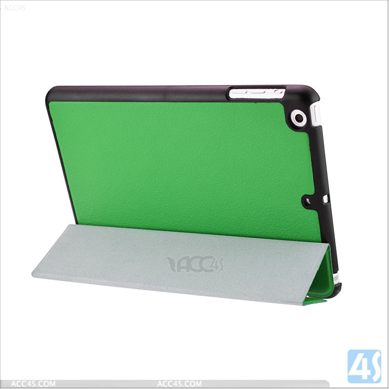 100% New Leather Stand Case Cover Skin For New Apple iPad Mini 2 2Gen Retina P-IPDMINIiiCASE006