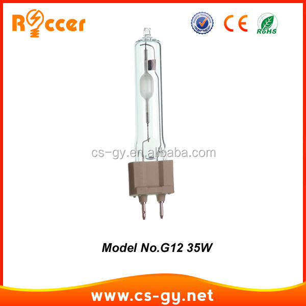 professional stage lamps cdm-tc 35w 830 ceramic metal halide 35w lamp bulb china wholesale