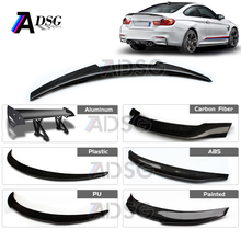 Automotive Spoiler Carbon Fiber GT Wing for BMW Mercedes Audi