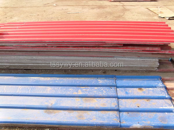 Low price hot sale mgo concrete roof tile