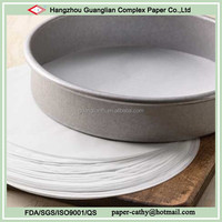 8inch Oven Safe Round Parchment Paper Circles for Cake Pan Lining