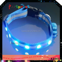 Different impressive dog led collar popular choice