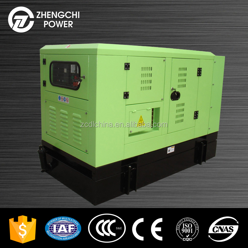 48KW / 60KVA or Radiation protection Quality 100kva diesel generator fuel consumption per hour