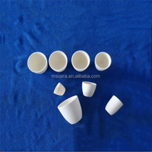 Ceramic Raw Materials Al2O3 Boat Mgo Crucibles