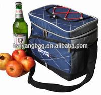 2014 promotional and free sample cooler lunch bag