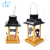 Hanging Wooden Cheap Outdoor Wooden Bird House,Bird House With Solar Light