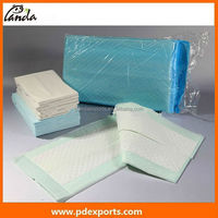 manufacturers in China daily use high quality disposable bed pad
