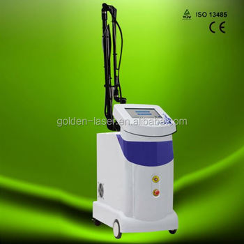 2015 hot new machines!!!scar removal stretch mark removal beauty machine co2 fractional laser