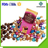 Quality PET Twist Metalized Film Colorful Candy Wrapping Film