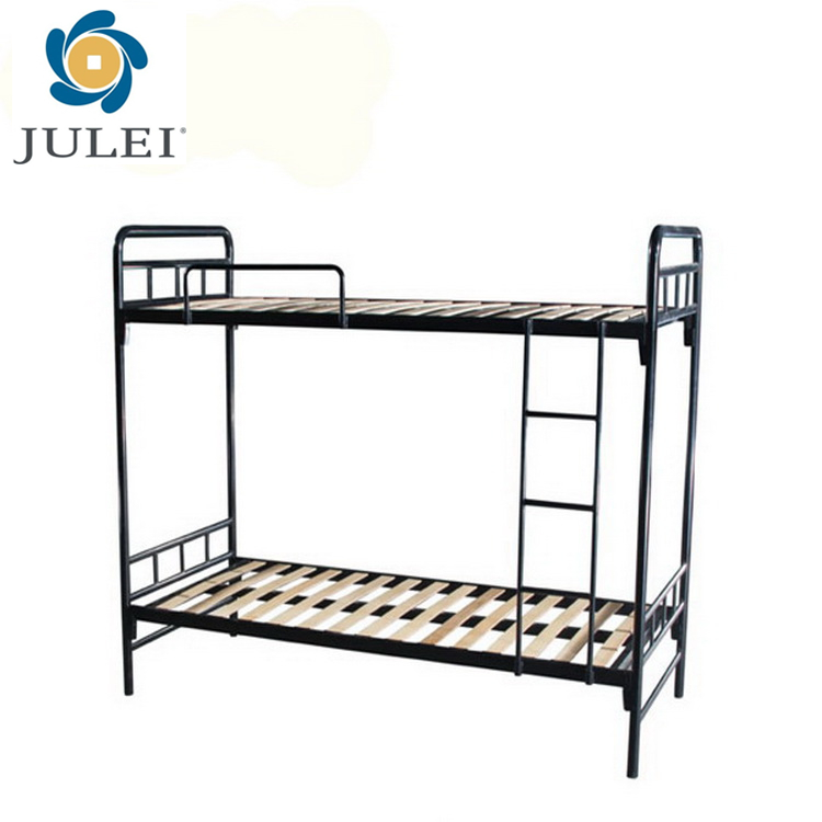 popular wrought iron bunk bed DJ-HL01 double decker bed