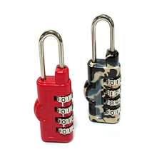 Combination Lock Luggage Travel Padlock