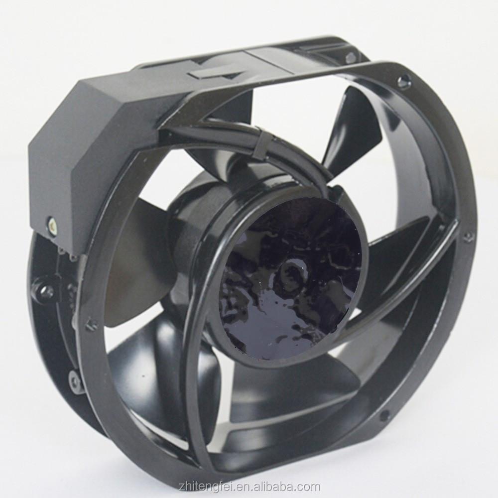 Ac Axial Fan : High cfm ac axial fan ball bearing