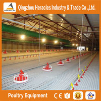 Heracles Poultry farming equipment automatic feeding system for broiler chicken
