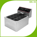 Stainless steel donut fryer/donut deep fryer machine EH-10
