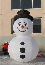 Large christmas decoration inflatable snowman made in China