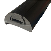 Virgin material EPDM 100*50MM rubber boat fenders for boat protection