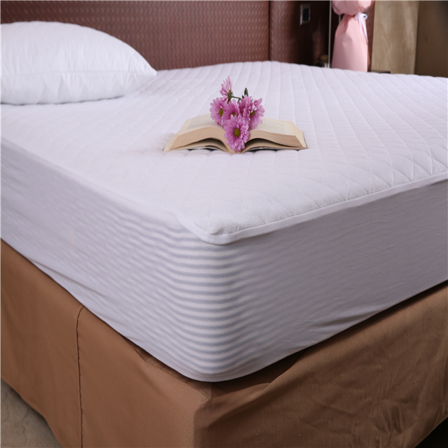 Amazon Hot Sell Bamboo Quilted Mattress Cover With Zipper For Hotel - Jozy Mattress | Jozy.net