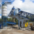 Road construction equipments YHZS35 mobile concrete batching plant sdn bhd price