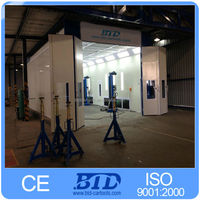 2014 Best Selling Bus Spray Painting Booth/Auto Maintenance Workshop Equipment