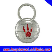Promotional keychain basketball