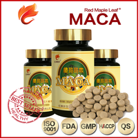 Organic Penis Enlargement Herbs Pills Maca Seed Tablet