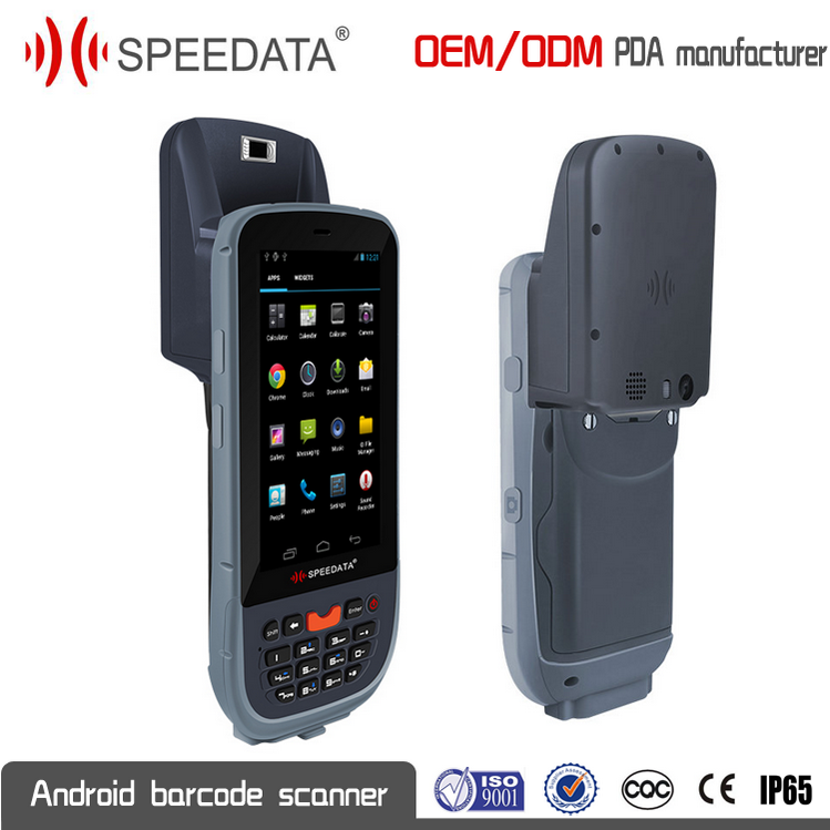 Android Portable Fingerprint Scanner Reader 2d Barcode ...