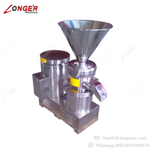Industrial Cocoa Butter Machine Almond Butter Making Machine