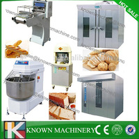 Industrial bread making line,automatic bread production line