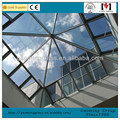 glass skylight roofing customized