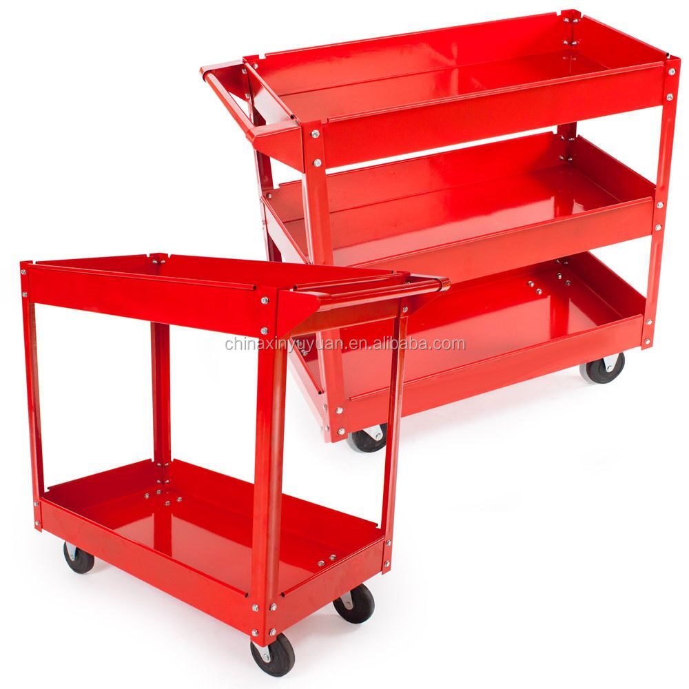 3 Tiers Stainless Steel hotel service cart, kitchen trolley prices wooden kitchen trolley
