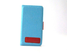 hot sale blue denim leather phone case mobile phone case for iphone6 6plus