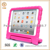 New arrival case for ipad mini 4 , kids friendly EVA shockproof tablet case for ipad mini 4 with stand