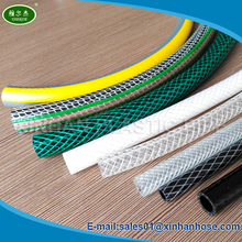Ningbo/yuyao high quality Food Grade Drinking Water Anti UV Clear PVC Flexible Tube/hose/pipe