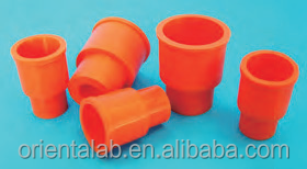 Red Rubber Sleeve Stopper