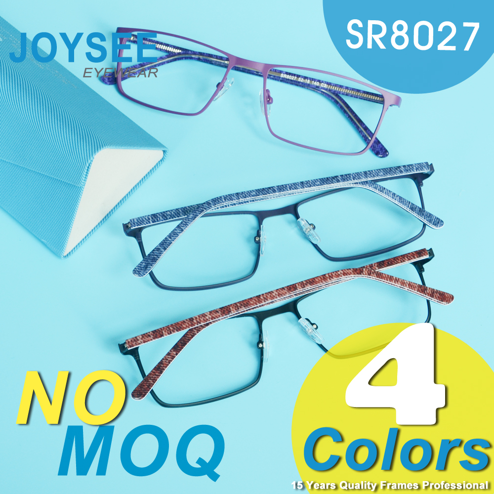 Free Sample Joysee 2016 Best New High End Fashion European Style Wholesale Elastic Paint Eyeglass Frames Manufacturers