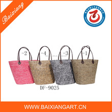 Best Selling Eco-Friendly And Paper Straw Shopping bag