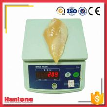 Halal Skinless Boneless Frozen Chicken Breasts Meat For Sale